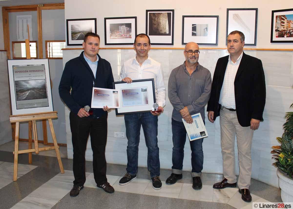"""Entregados los premios del """"II Concurso Fotográfico Universitario de la EPSL"""""""