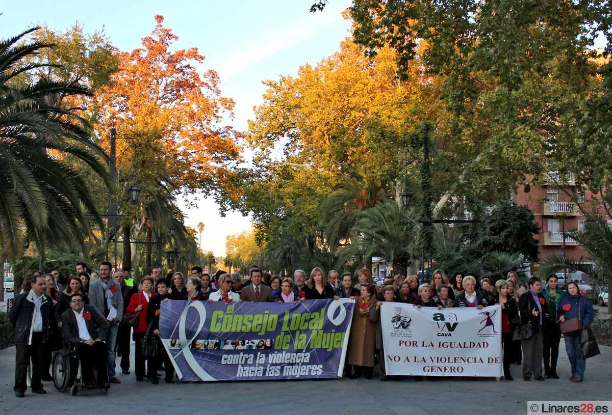 Concentración y Pleno Institucional contra la Violencia de Género