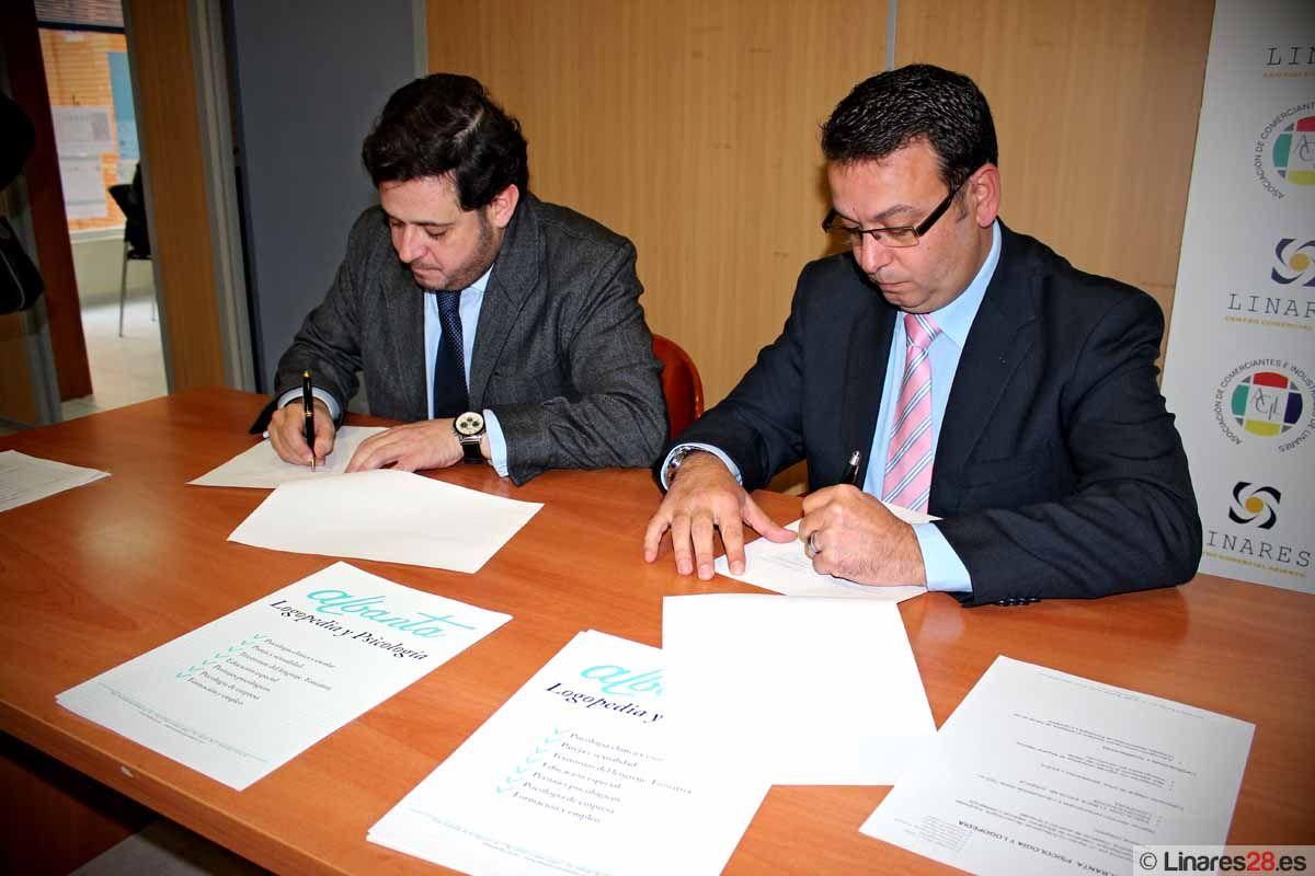 ACIL firma un convenio con el Gabinete Albanta