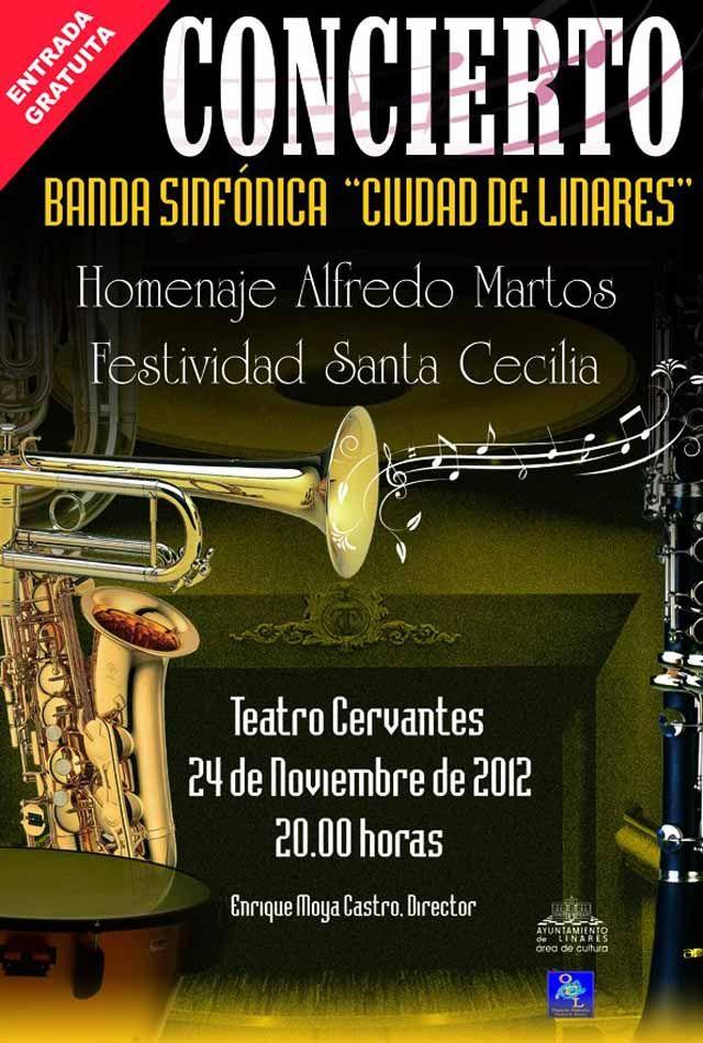 Concierto de homenaje a Alfredo Martos
