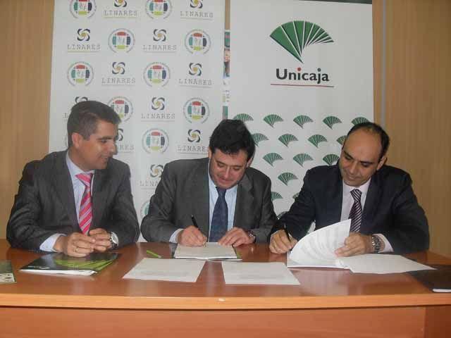 ACIL firma un convenio con Unicaja Banco