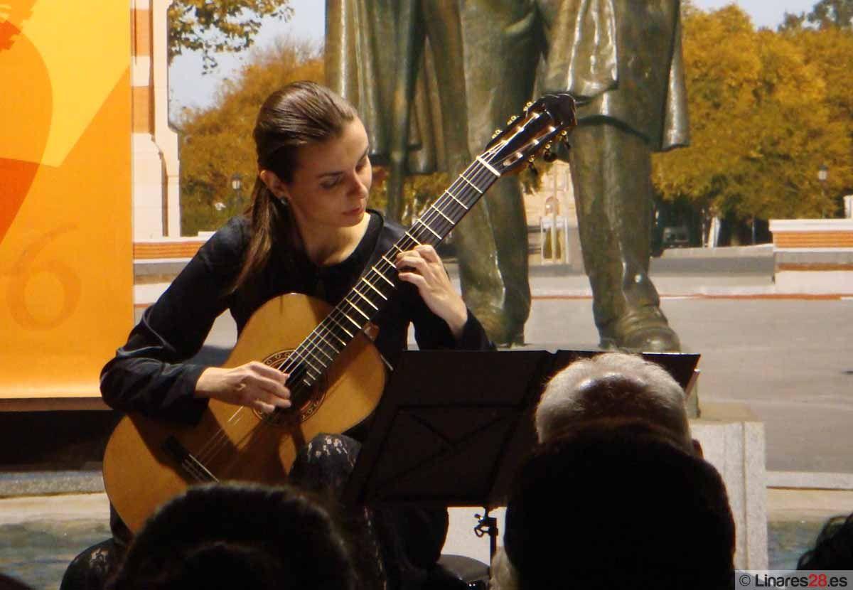 """Comienza el XXI Encuentro Internacional de Guitarra Ciudad de Linares """"Andrés Segovia"""""""
