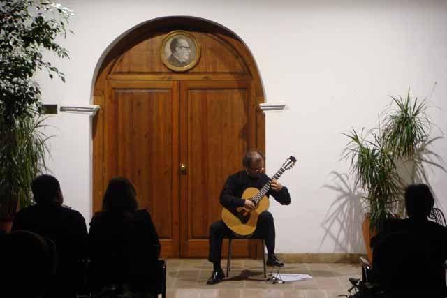 Concluye el XXI Encuentro Internacional de Guitarra con el concierto de José Luis Ruiz del Puerto