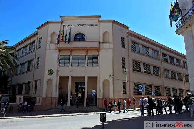 Ciclo de conferencias de antiguos alumnos en la EPS de Linares