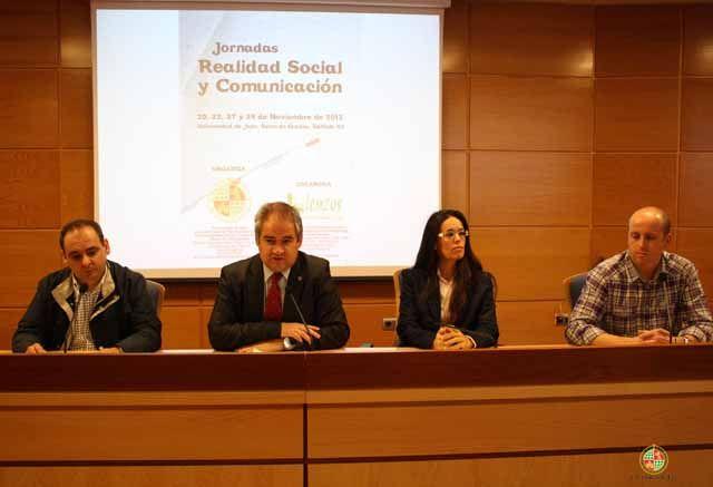 La Universidad de Jaén analiza en unas jornadas el tratamiento informativo de la realidad social