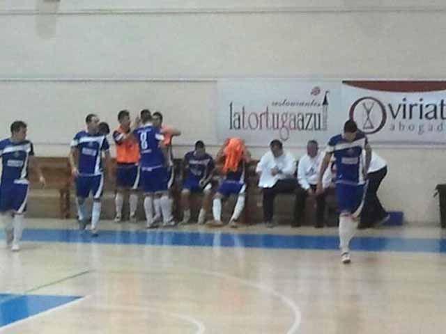 El Atlético Linares F.S. vence al Noalejo