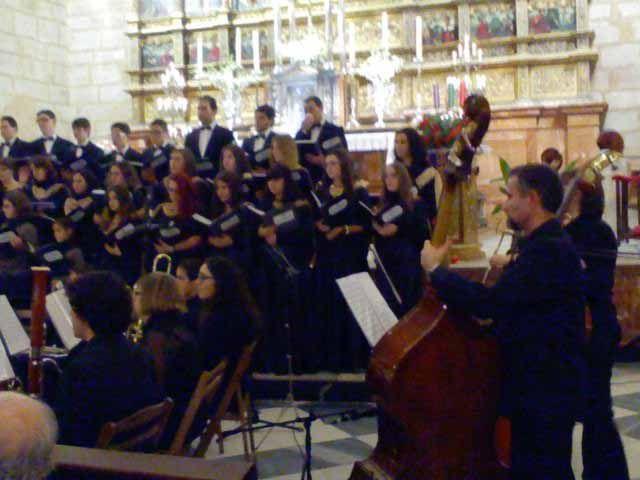"""III Concierto de Villancicos """"Musicalma"""", Navidad 2012"""
