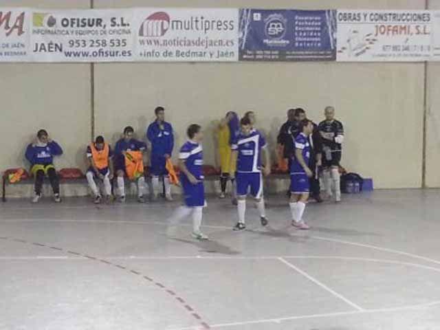 El Atlético Linares F.S. se trae tres puntos de Bédmar