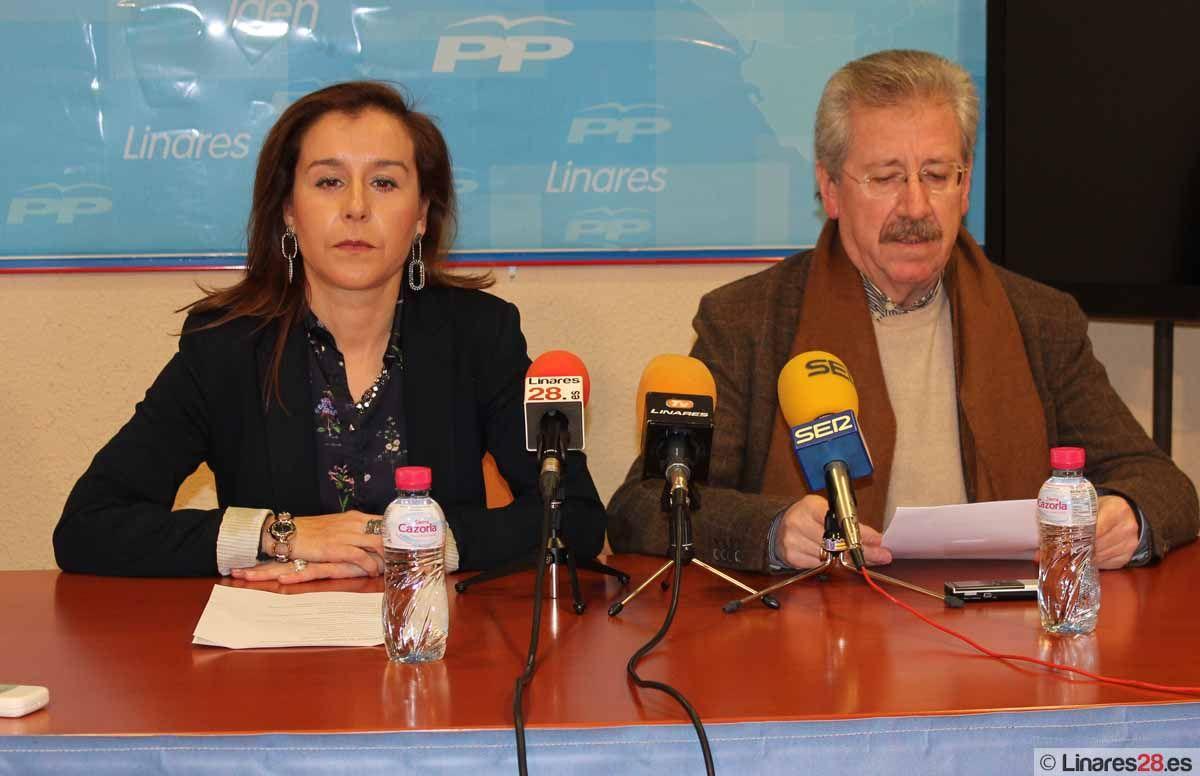 """PP de Linares: """"La Junta de Andalucía recortará casi 40 millones de euros en materia de Dependencia y Bienestar Social"""""""