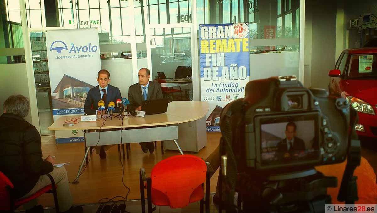 """Grupo Ávolo lanza su """"gran remate"""" fin de año 2012"""