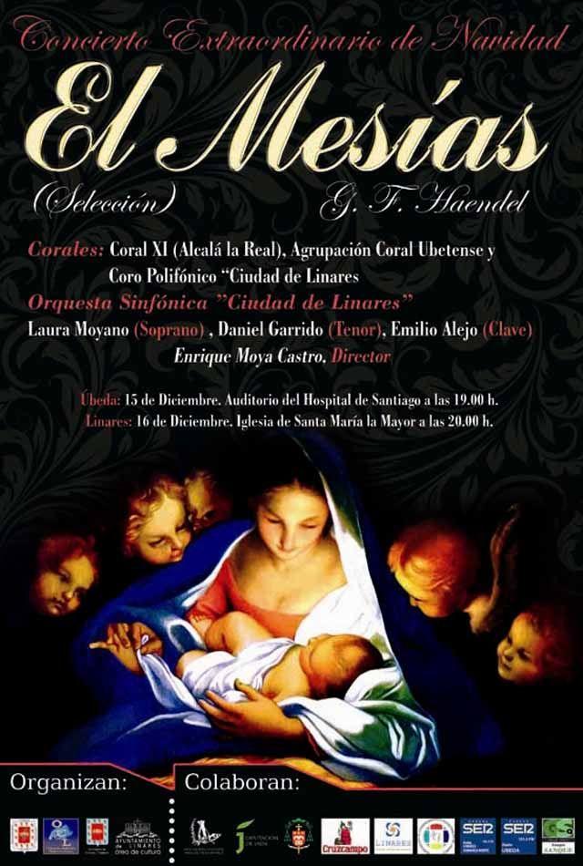 """Concierto extraordinario de Navidad """"El Mesías"""""""
