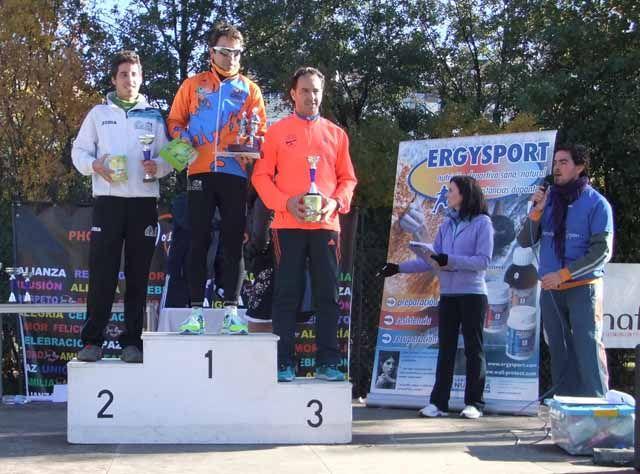 Media Maratón – Mina's Running de Linares 2012