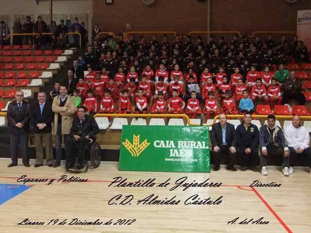Presentación oficial del C.D. Almidas Cástulo