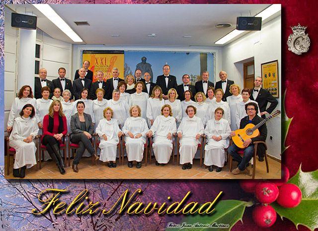 Lleno en el concierto de Navidad de la Coral Andrés Segovia