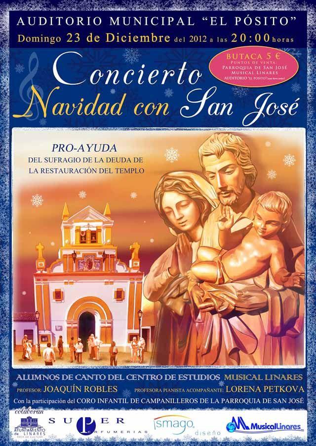 """Concierto """"Navidad con San José"""""""