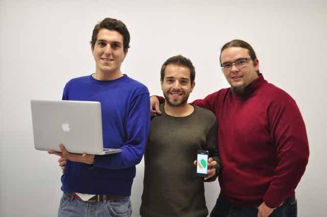 Estudiantes de la UJA crean una aplicación que permite la gestión de reservas 'on line' de instalaciones deportivas de pádel