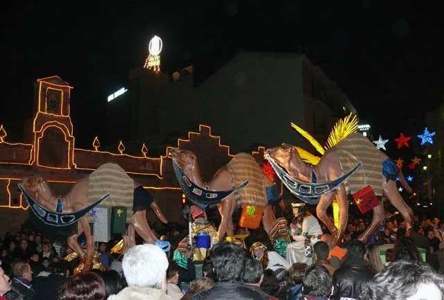 Todo preparado en Linares para recibir a los Reyes Magos