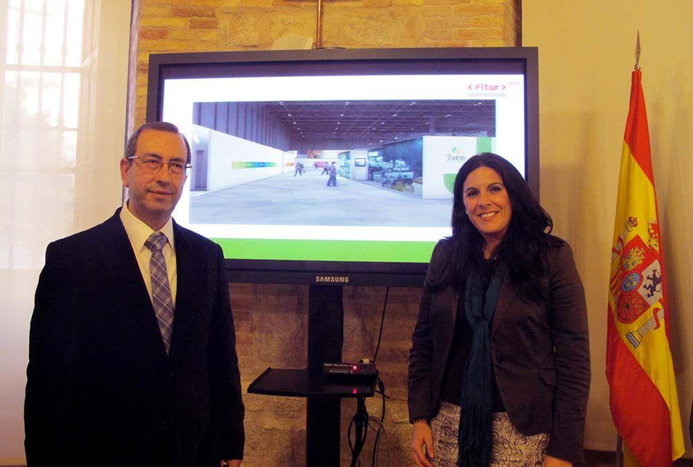 El proyecto Oleotur, que aglutinará recursos turísticos en torno al aceite y el olivar, será la estrella del estand de Jaén en Fitur 2013