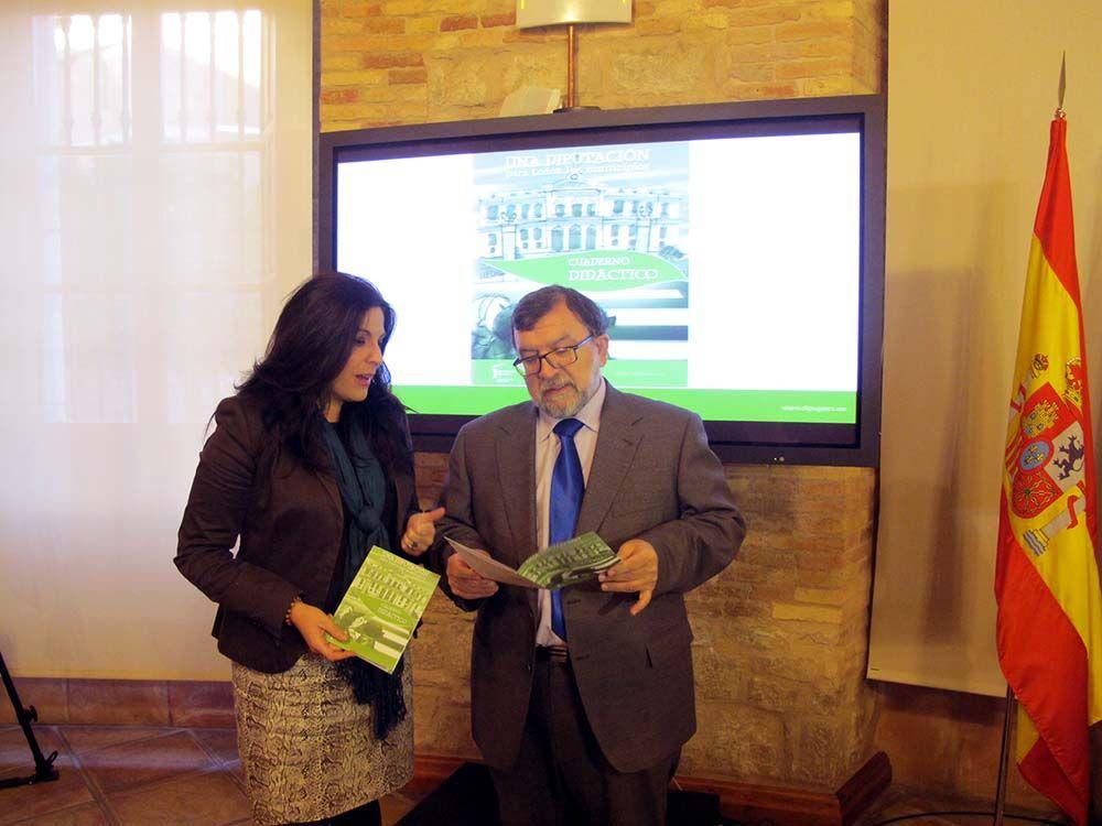 Diputación abre sus puertas a los escolares de la provincia con actividades enmarcadas en el Bicentenario