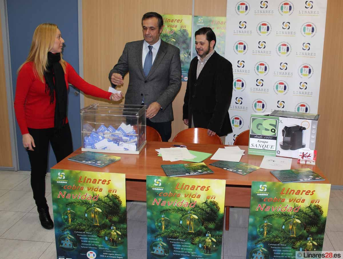 ACIL entrega sus premios de la Campaña de Navidad 2012