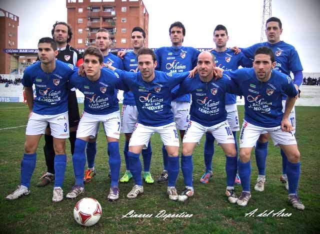 El Linares Deportivo líder en solitario