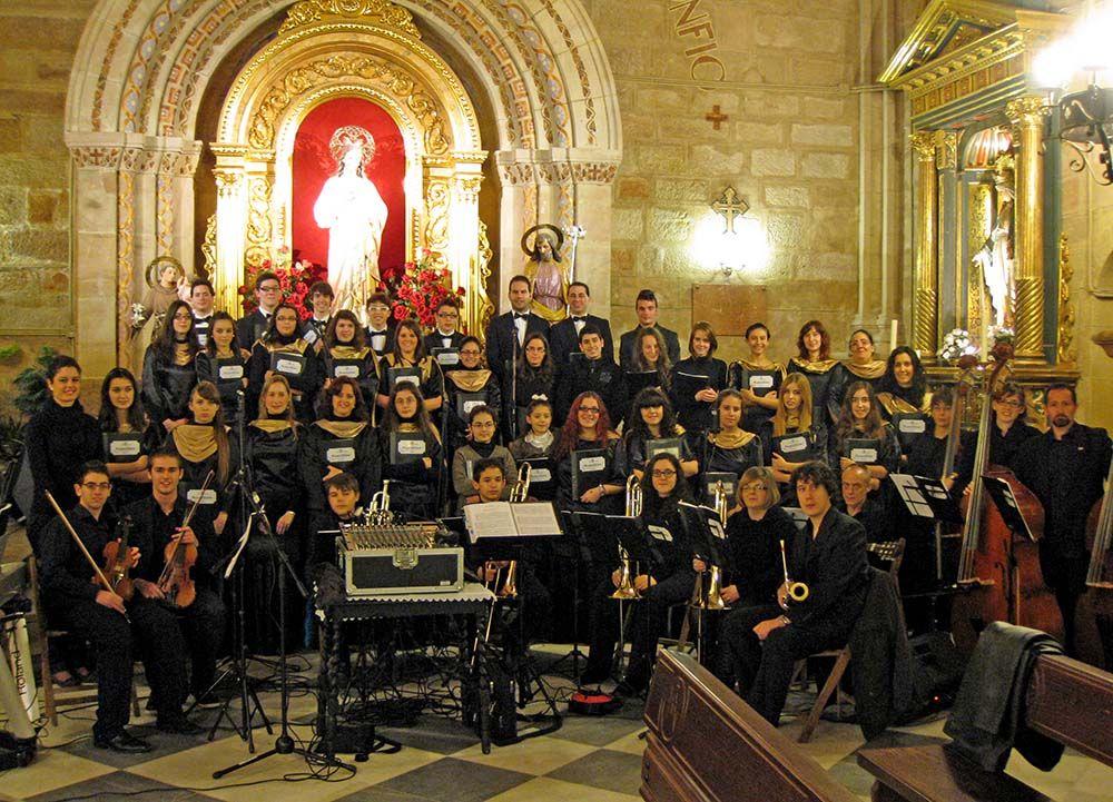 El Coro y Orquesta MusicAlma cumple siete años