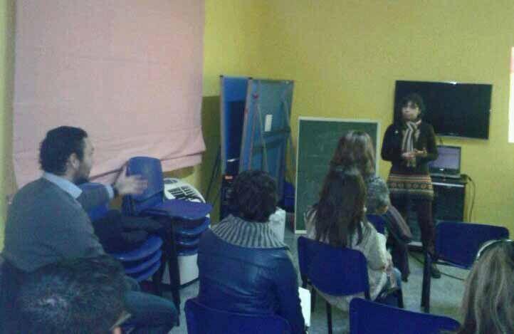 Imparten un taller de orientación laboral y búsqueda de empleo