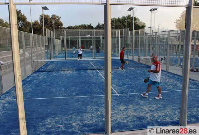 Jornada de puertas abiertas en el Parque Deportivo de La Garza