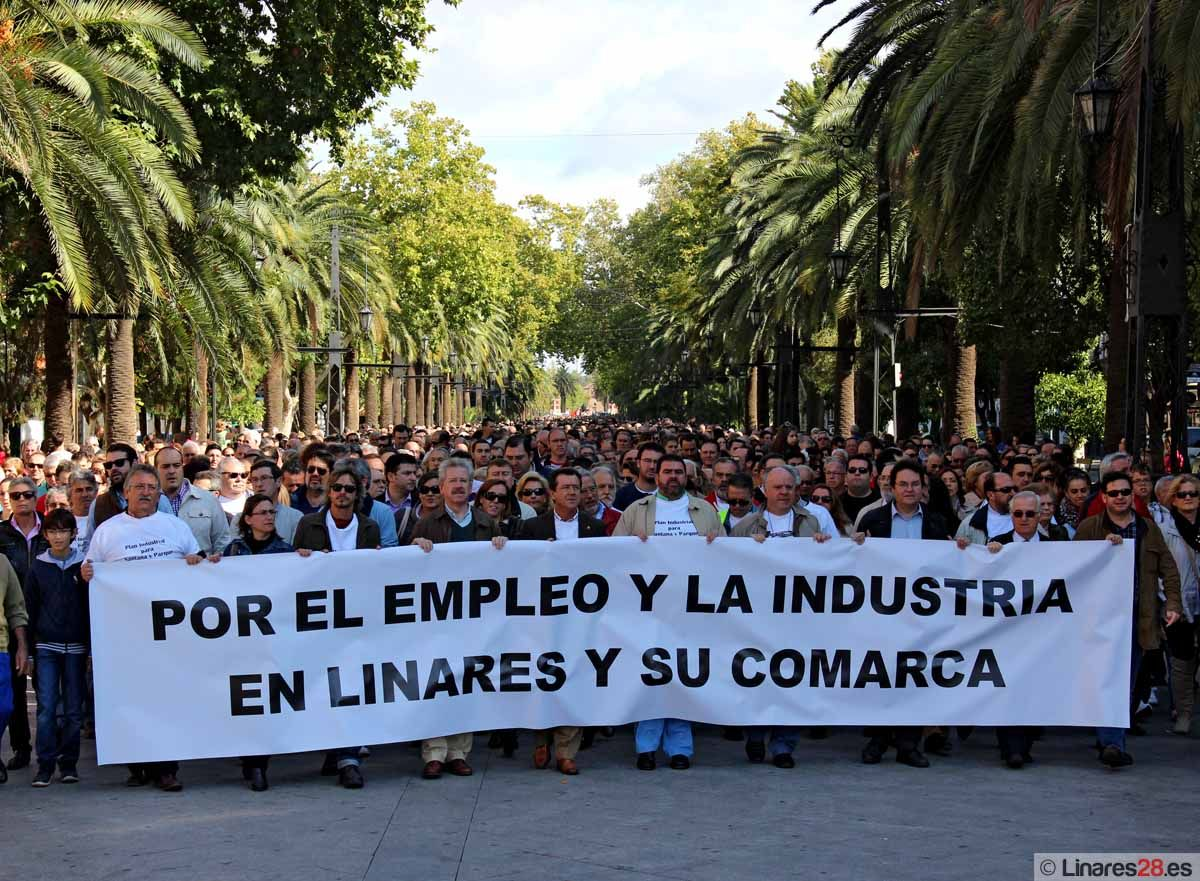 El PA de Linares propone una batería de medidas para luchar contra el desempleo juvenil en la ciudad