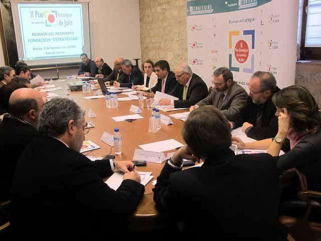 Reyes aboga por trasladar las prioridades marcadas en el II Plan Estratégico de la provincia de Jaén al Pacto por Andalucía