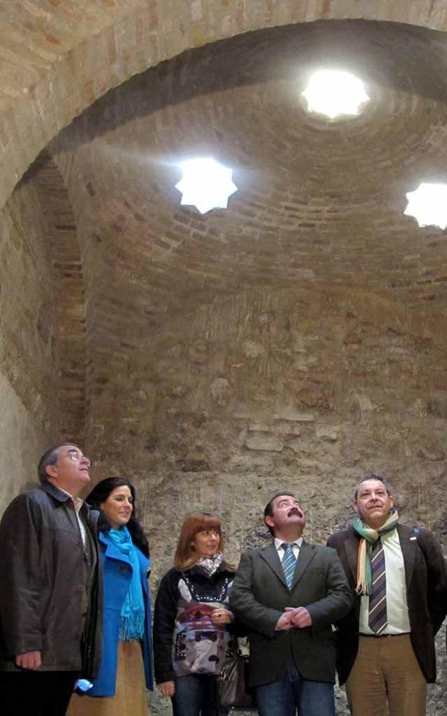 La Diputación abre al público los Baños Árabes de Jaén