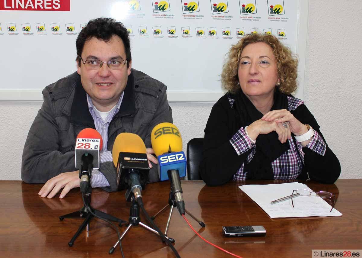 Izquierda Unida insiste en la necesidad de un plan de reindustrialización para Linares