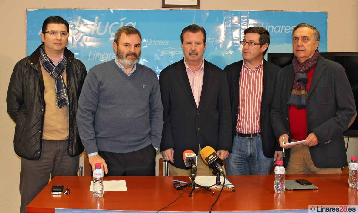 La dirección provincial del Partido Popular confirma la dimisión de Antonio Martínez como presidente local