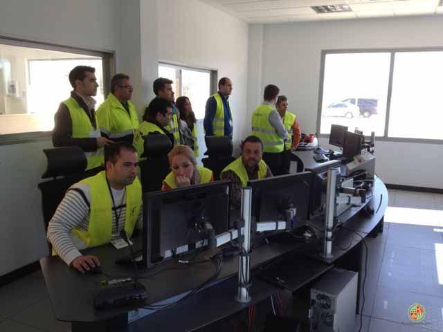 Expertos de Alstom España participan en el Máster de Ingeniería del Transporte Terrestre y Logística, que se desarrolla en la EPS de Linares