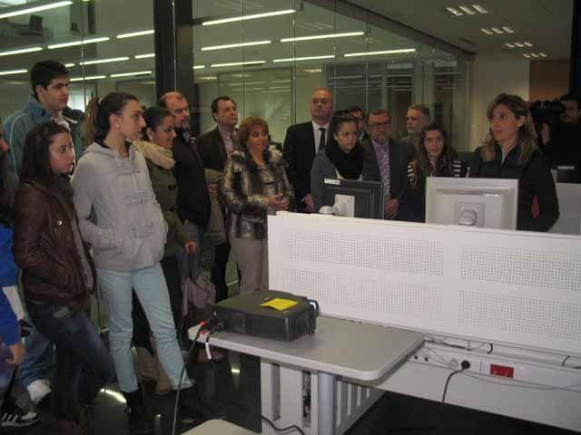 El Servicio 112 se consolida como referente único en la gestión de emergencias con más de 30.000 intervenciones en Jaén en 2012
