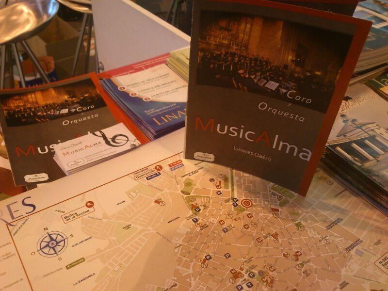 """MusicAlma """"se cuela"""" en FITUR y pone música al XIII Encuentro Nacional Trinitario"""