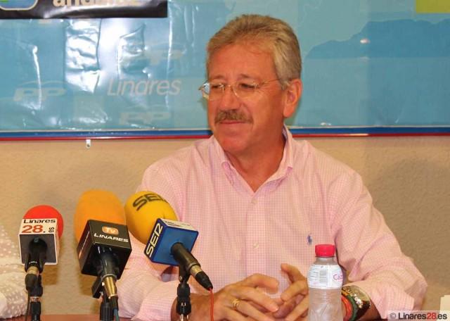 Antonio Martínez en una imagen de archivo