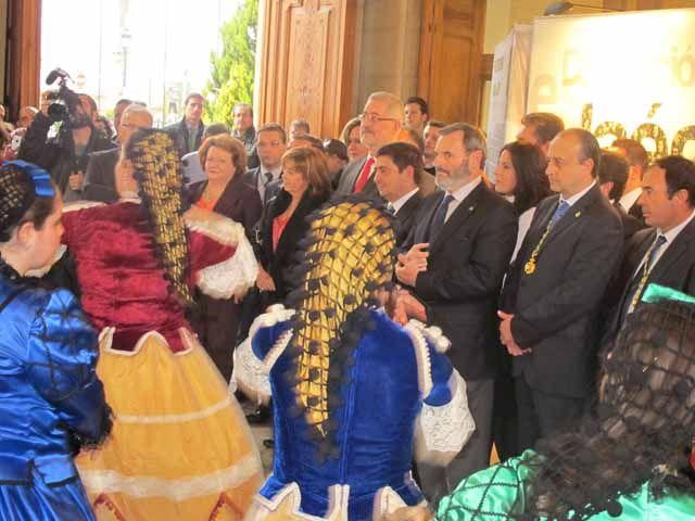 """La Coral """"Andrés Segovia"""" de Linares participa en la celebración del Día de la Provincia en Jaén"""