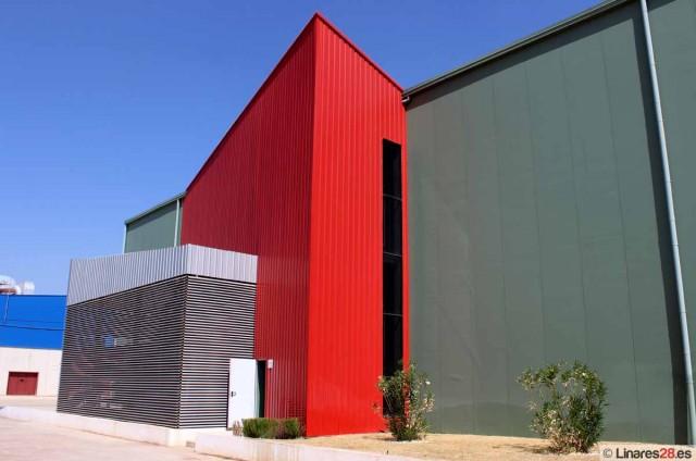 Instalaciones de Cetemet en Linares