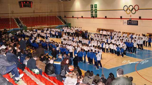 Presentación oficial de los equipos del Linares C.F. 2011