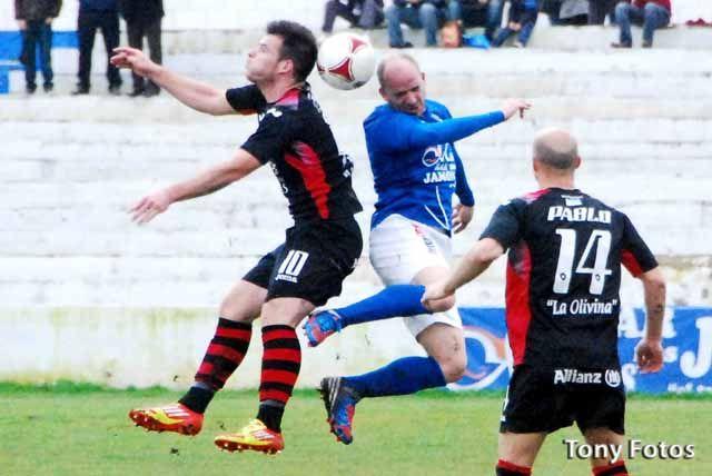 El Linares Deportivo mereció más ante un gran equipo
