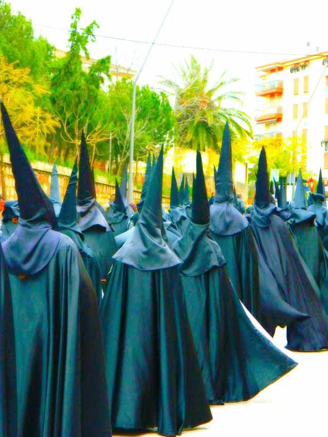 La Semana Santa de Linares vista por Raquel Martínez