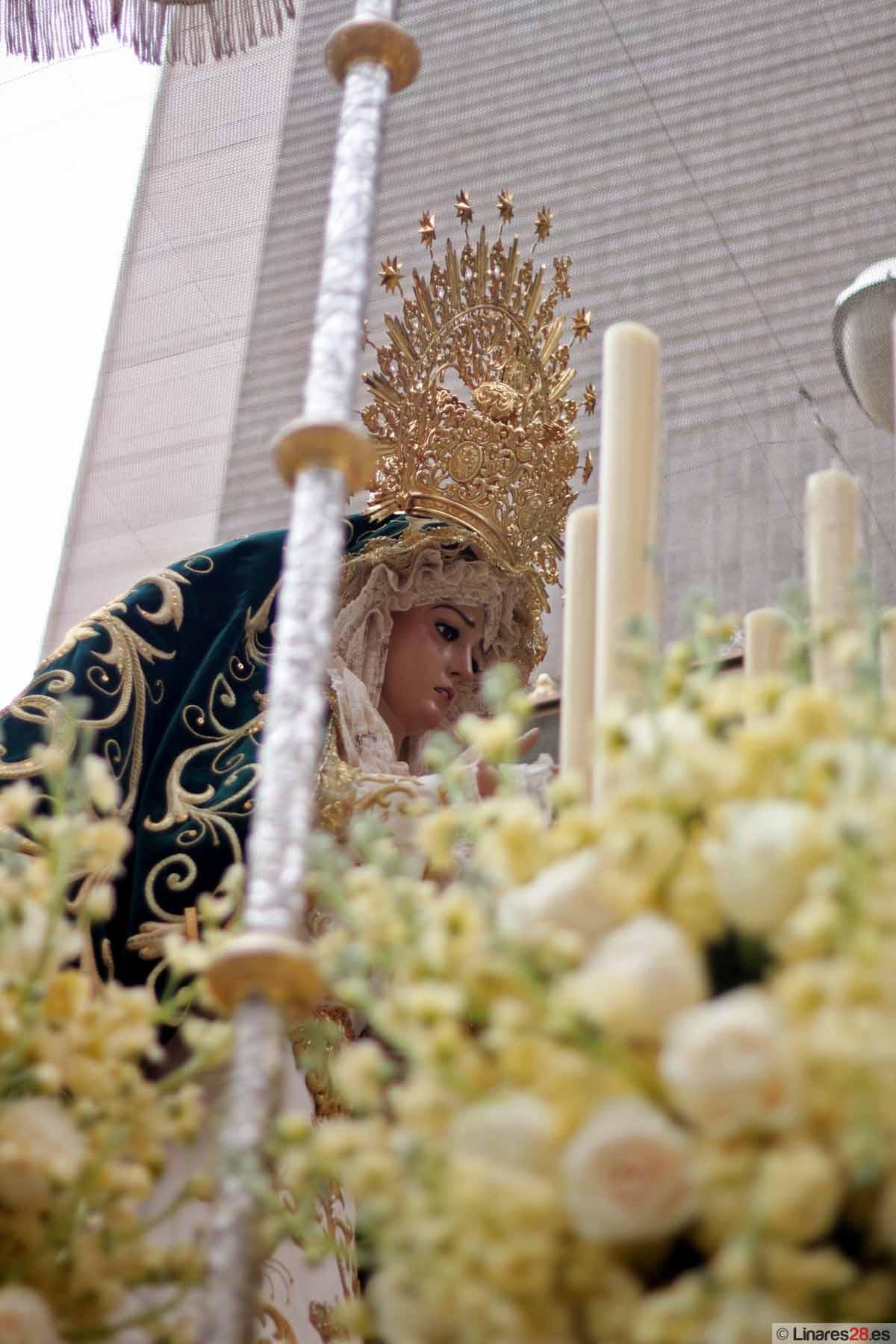 La Semana Santa de Linares vista por Juan José García Solano