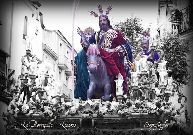 La Semana Santa de Linares vista por Mari Flor Beltrán