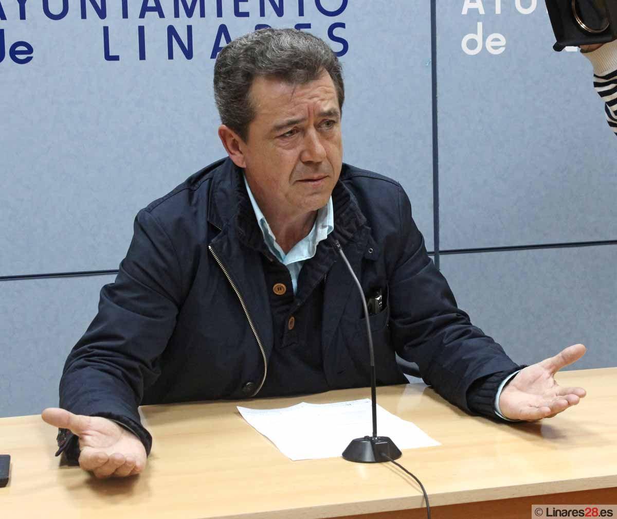 Juan Fernández hace un repaso a las necesidades de la ciudad