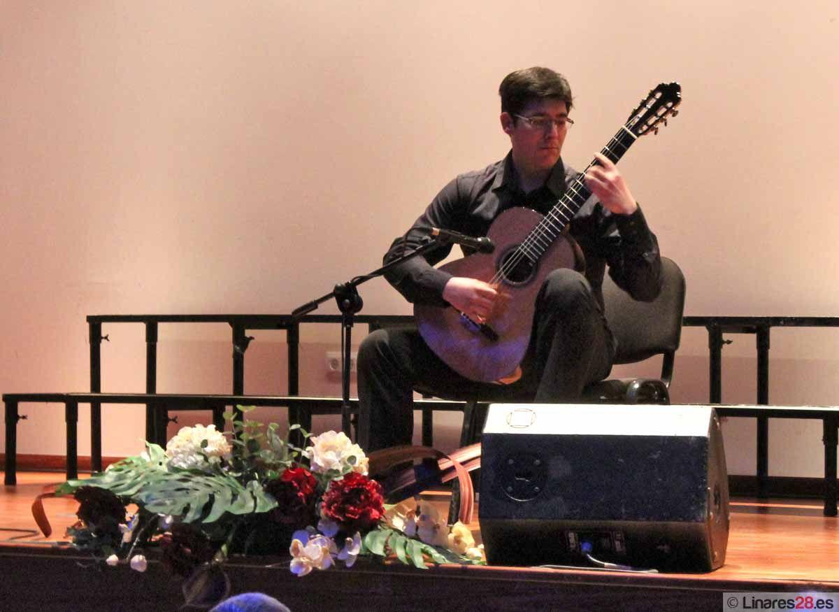 El auditorio albergó el concierto a beneficio de Manos Unidas