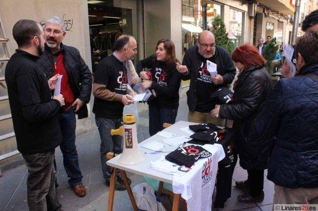 El Frente Cívico de Linares organiza para hoy una conferencia del economista Pedro Montes