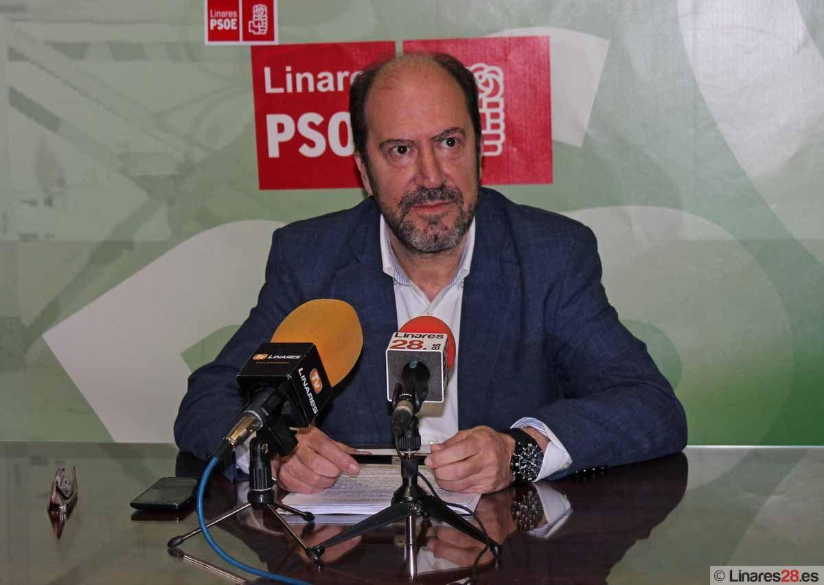 Moción del PSOE para solicitar a la Junta la adjudicación de las viviendas de la Barriada de La Paz