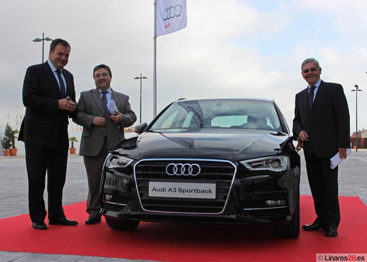 El Grupo Ávolo presenta el nuevo Audi A3 Sportback