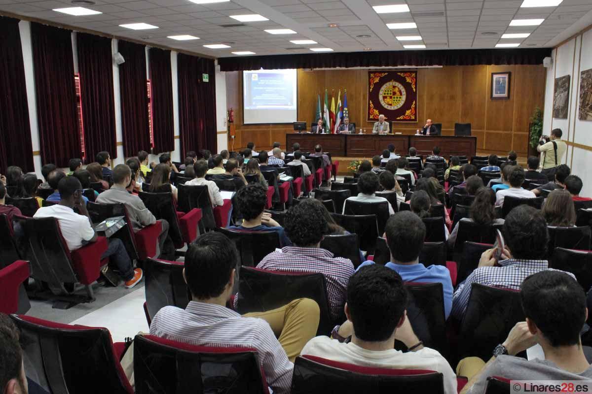Hoy se clausura el XVI Curso de Geotecnia Aplicada en la Escuela Politécnica Superior de Linares